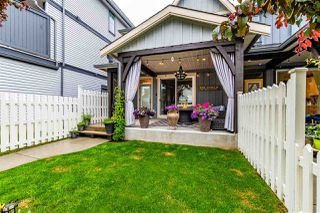 """Photo 37: 19 33460 LYNN Avenue in Abbotsford: Abbotsford East Townhouse for sale in """"ASTON ROW"""" : MLS®# R2476784"""
