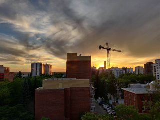 Photo 30: 804 9909 110 Street in Edmonton: Zone 12 Condo for sale : MLS®# E4217421