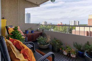 Photo 27: 804 9909 110 Street in Edmonton: Zone 12 Condo for sale : MLS®# E4217421