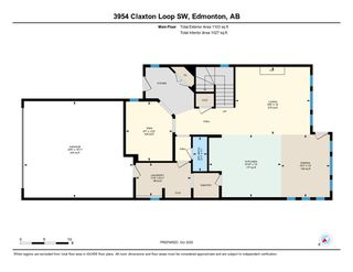 Photo 40: 3954 CLAXTON Loop SW in Edmonton: Zone 55 House for sale : MLS®# E4219083