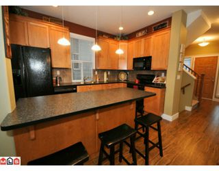 """Photo 2: 16580 60A Avenue in Surrey: Cloverdale BC House for sale in """"VISTAS"""" (Cloverdale)  : MLS®# F1000531"""