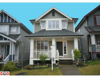"""Photo 1: 16580 60A Avenue in Surrey: Cloverdale BC House for sale in """"VISTAS"""" (Cloverdale)  : MLS®# F1000531"""