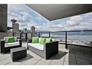 """Photo 9: 1109 108 W CORDOVA Street in Vancouver: Downtown VW Condo for sale in """"WOODWARDS 32"""" (Vancouver West)  : MLS®# V842896"""