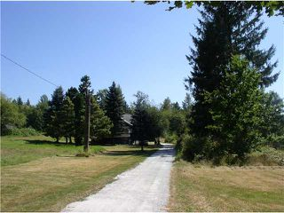 "Photo 1: 24344 DEWDNEY TRUNK Road in Maple Ridge: Cottonwood MR House for sale in ""Rosedale Gardens"" : MLS®# V844317"