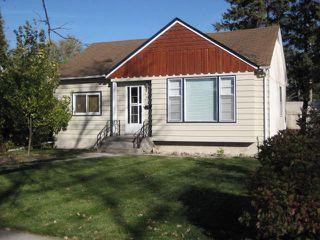 Photo 1: 360 LINDSAY Street in WINNIPEG: River Heights / Tuxedo / Linden Woods Residential for sale (South Winnipeg)  : MLS®# 1019662
