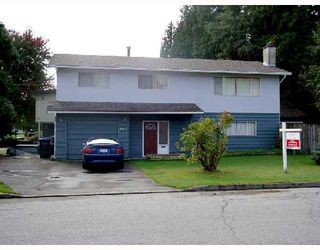 "Photo 1: 1310 FRASER Avenue in Port Coquitlam: Birchland Manor House for sale in ""BIRCHLAND MANOR"" : MLS®# V775575"