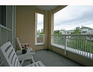"Photo 9: 321 2995 PRINCESS Crescent in Coquitlam: Canyon Springs Condo for sale in ""PRINCESS GATE"" : MLS®# V775867"