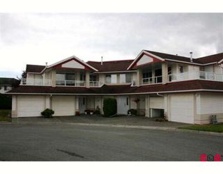 "Photo 2: 55 31406 UPPER MACLURE Road in Abbotsford: Abbotsford West Townhouse for sale in ""THE ESTATES OF ELLWOOD"" : MLS®# F2915050"