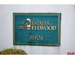 "Photo 10: 55 31406 UPPER MACLURE Road in Abbotsford: Abbotsford West Townhouse for sale in ""THE ESTATES OF ELLWOOD"" : MLS®# F2915050"