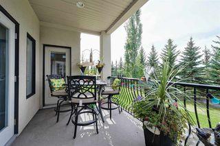 Photo 22: 205 1406 HODGSON Way in Edmonton: Zone 14 Condo for sale : MLS®# E4174531