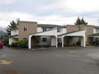 "Photo 1: 33 7715 LUCKAKUCK Place in Sardis: Sardis West Vedder Rd Townhouse for sale in ""VILLAGE CREEK ESTATES"" : MLS®# R2423743"