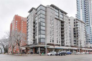 Photo 2: 904 10028 119 Street in Edmonton: Zone 12 Condo for sale : MLS®# E4184300