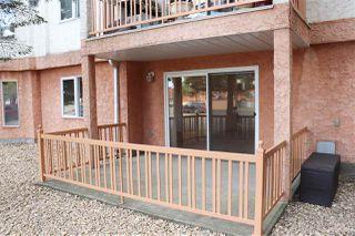 Photo 22: 101 10915 21 Avenue in Edmonton: Zone 16 Condo for sale : MLS®# E4195040