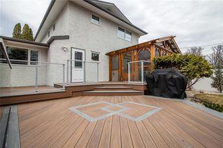 Photo 37: 34 Monarch Mews in Winnipeg: Residential for sale (1F)  : MLS®# 202009150