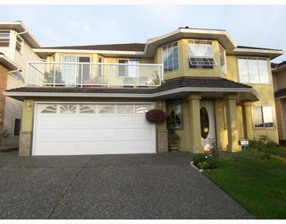 "Photo 1: 1256 DEWAR Way in Port_Coquitlam: Citadel PQ House for sale in ""CITADEL"" (Port Coquitlam)  : MLS®# V783465"