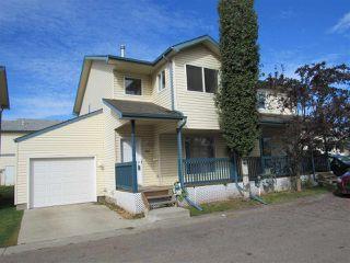Photo 1: 61 10909 106 Street in Edmonton: Zone 08 House Half Duplex for sale : MLS®# E4212244