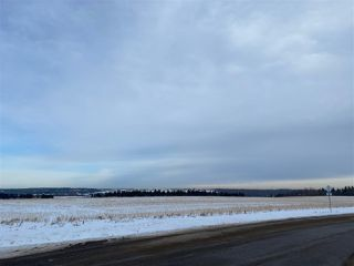 Main Photo: 3 Coal Mine Road: Rural Sturgeon County Rural Land/Vacant Lot for sale : MLS®# E4219371