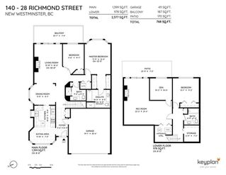"""Photo 10: 140 28 RICHMOND Street in New Westminster: Fraserview NW Townhouse for sale in """"CASTLE RIDGE"""" : MLS®# R2514701"""