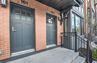 Photo 30: 102 1818 14A Street SW in Calgary: Bankview Row/Townhouse for sale : MLS®# A1058072