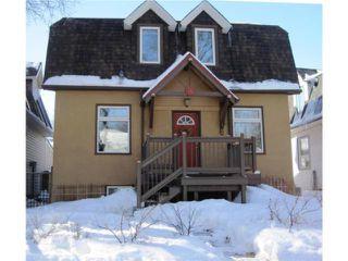 Photo 1:  in WINNIPEG: West End / Wolseley Residential for sale (West Winnipeg)  : MLS®# 1002986
