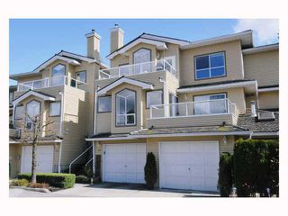 """Photo 1: 1108 O'FLAHERTY Gate in Port Coquitlam: Citadel PQ Townhouse for sale in """"THE SUMMIT"""" : MLS®# V819160"""