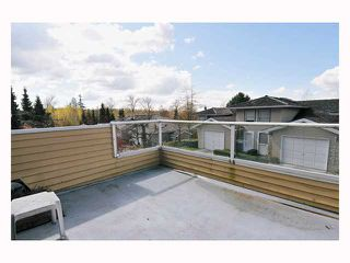"""Photo 10: 1108 O'FLAHERTY Gate in Port Coquitlam: Citadel PQ Townhouse for sale in """"THE SUMMIT"""" : MLS®# V819160"""