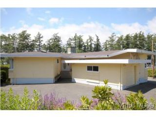 Photo 1: 5385 Pat Bay Hwy in VICTORIA: SE Cordova Bay House for sale (Saanich East)  : MLS®# 542570