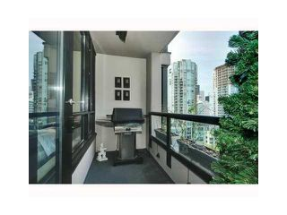 "Photo 4: 1210 909 MAINLAND Street in Vancouver: Downtown VW Condo for sale in ""YALETOWN PARK"" (Vancouver West)  : MLS®# V854802"