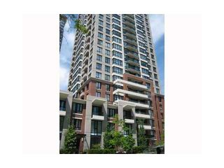 "Photo 1: 1210 909 MAINLAND Street in Vancouver: Downtown VW Condo for sale in ""YALETOWN PARK"" (Vancouver West)  : MLS®# V854802"