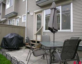 "Photo 8: 38 6651 203RD ST in Langley: Willoughby Heights Townhouse for sale in ""Sunscape"" : MLS®# F2608056"