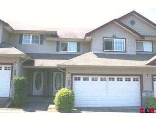 "Photo 1: 100 46360 VALLEYVIEW Road in Sardis: Promontory Townhouse for sale in ""APPLE CREEK"" : MLS®# H2803711"