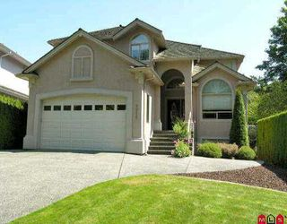 """Photo 1: 8916 206TH ST in Langley: Walnut Grove House for sale in """"FOREST CREEK"""" : MLS®# F2517753"""