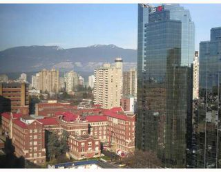 Photo 1: 2802 1189 HOWE Street in Vancouver: Downtown VW Condo for sale (Vancouver West)  : MLS®# V748407