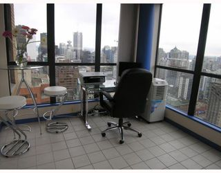 Photo 5: 2802 1189 HOWE Street in Vancouver: Downtown VW Condo for sale (Vancouver West)  : MLS®# V748407