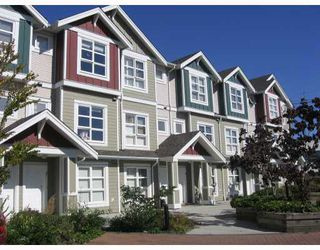 Photo 1: 225 13020 NO 2 Road in Richmond: Steveston South Townhouse for sale : MLS®# V748437