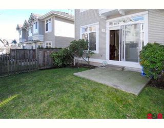 Photo 9: 4 15068 58TH Avenue in Surrey: Sullivan Station Townhouse for sale : MLS®# F2916129