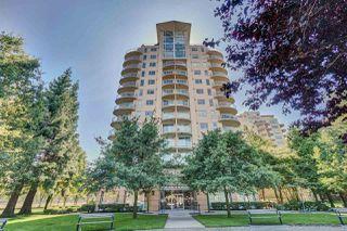 Photo 1: 303 7760 GRANVILLE Avenue in Richmond: Brighouse South Condo for sale : MLS®# R2390141