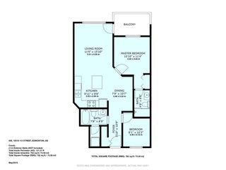 Photo 19: 406 10518 113 Street in Edmonton: Zone 08 Condo for sale : MLS®# E4169618