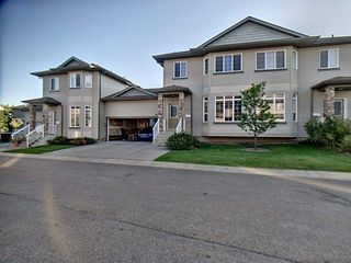 Photo 20: 111 41 Summerwood Boulevard: Sherwood Park Townhouse for sale : MLS®# E4171229