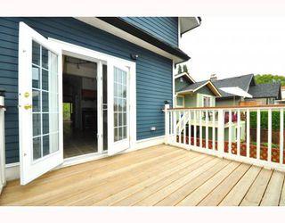 """Photo 40: 1242 E 15TH Avenue in Vancouver: Mount Pleasant VE House for sale in """"Mt. Pleasant"""" (Vancouver East)  : MLS®# V780258"""