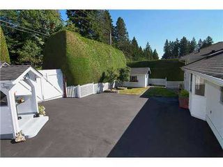 Photo 7: 695 BURLEY Drive in West Vancouver: Home for sale : MLS®# V973541