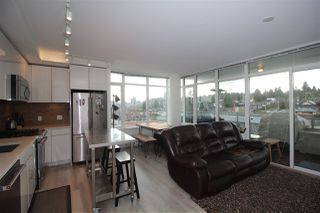 "Photo 4: 601 200 NELSON'S Crescent in New Westminster: Sapperton Condo for sale in ""The Sapperton"" : MLS®# R2433542"
