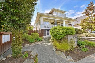 Photo 1: 3 710 Linden Avenue in VICTORIA: Vi Fairfield West Row/Townhouse for sale (Victoria)  : MLS®# 426030