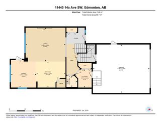 Photo 49: 11445 14A Avenue in Edmonton: Zone 55 House for sale : MLS®# E4197945