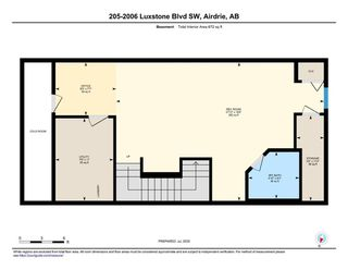Photo 36: 205 2006 LUXSTONE Boulevard SW: Airdrie Row/Townhouse for sale : MLS®# A1010440