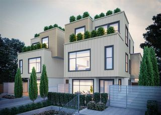 "Main Photo: 28 E 12TH Avenue in Vancouver: Mount Pleasant VE Townhouse for sale in ""WEST OF MAIN"" (Vancouver East)  : MLS®# R2477758"