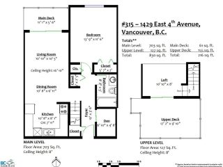 """Photo 22: 315 1429 E 4TH Avenue in Vancouver: Grandview Woodland Condo for sale in """"Sandcastle Villa"""" (Vancouver East)  : MLS®# R2483283"""
