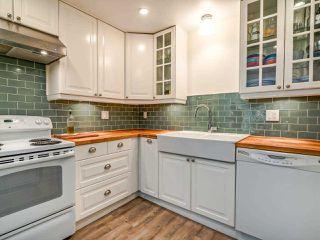 """Photo 3: 315 1429 E 4TH Avenue in Vancouver: Grandview Woodland Condo for sale in """"Sandcastle Villa"""" (Vancouver East)  : MLS®# R2483283"""