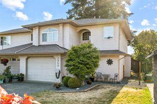 Photo 1: 2949 Robalee Pl in : La Goldstream Half Duplex for sale (Langford)  : MLS®# 855490