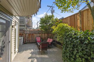 "Main Photo: 105 888 W 13TH Avenue in Vancouver: Fairview VW Condo for sale in ""CASABLANCA"" (Vancouver West)  : MLS®# R2498266"